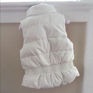 Ralph Lauren Jackets & Coats - Reversible Pink & White Ralph Lauren Down Vest